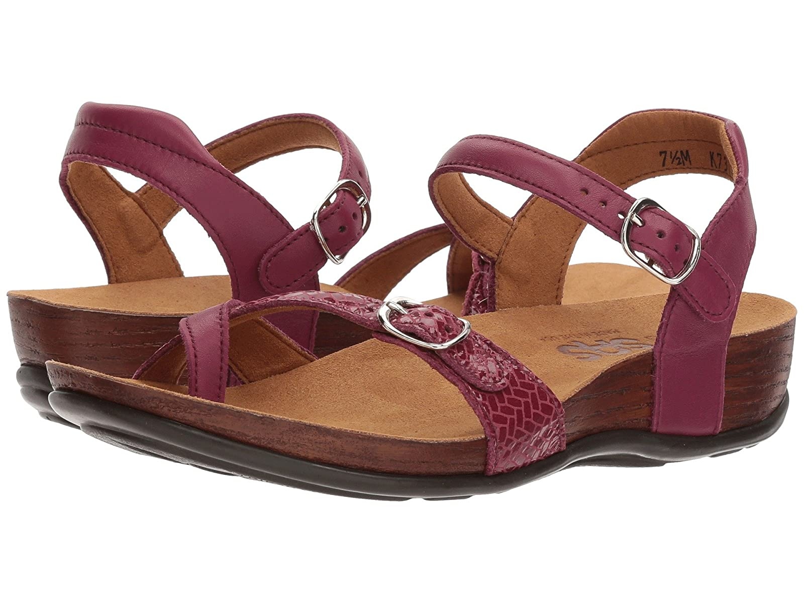 SAS PampaAtmospheric grades have affordable shoes