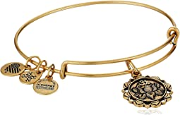 Alex and Ani Lotus Peace Petals IV Bangle