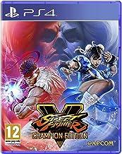 Jogo Street Fighter V: Champion Edition - PS4 Mídia Física