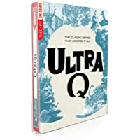 DeepDiscount.com deals on Ultra Q: The Complete Series Steelbook Blu-ray + Digital