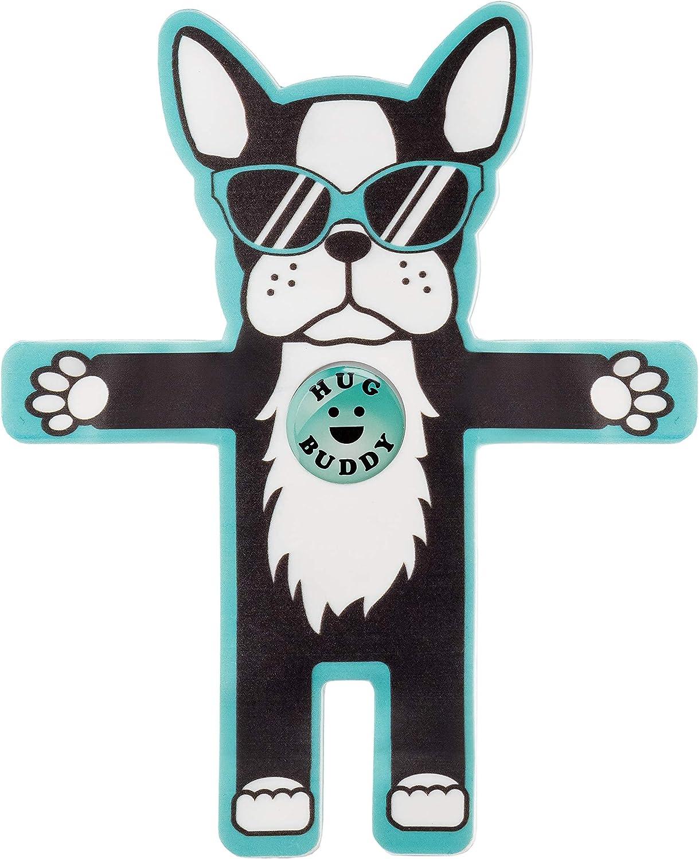 Boston Terrier Dog Hug Memphis Mall Buddy All items free shipping Air Vent Car Adjustab Holder Phone