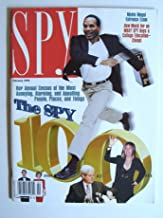 Spy Magazine, February 1995 (O.J. Simpson Cover)