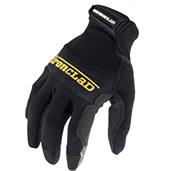 Ironclad Box Handler Work Gloves BHG, Extreme Grip, Performance Fit, Durable, Machine Washable, (1 Pair), Small - BHG-02-S