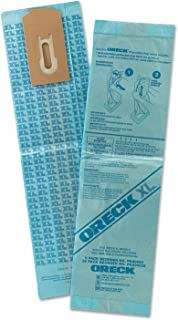 Oreck Commercial PK80009 Disposable Vacuum Bags XL Standard Filtration (FITS ORECK XL Models Without Bag Docks, Including 2000, 8000, 9000, and Commercial Series)