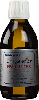 EPA DHA Liquid Balanced 6.76 Ounces