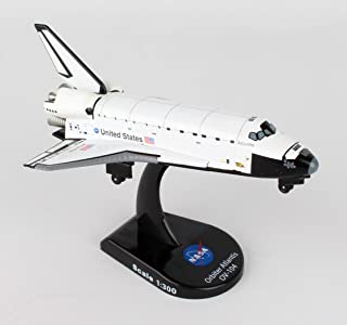 Daron Worldwide Trading PS5823-1 Stamp Orbiter Atlantis Space Shuttle