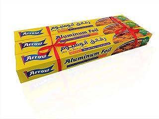 Aluminum Foil Roll - 10 M X 40 Cm -3 packs