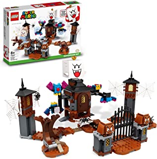 LEGO 71377 Super Mario King Boo and the Haunted Yard Expansion Set