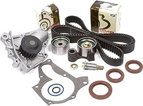 Evergreen TBK125WPT Fits Toyota 3SGTE Turbo Timing Belt Kit w/Water Pump
