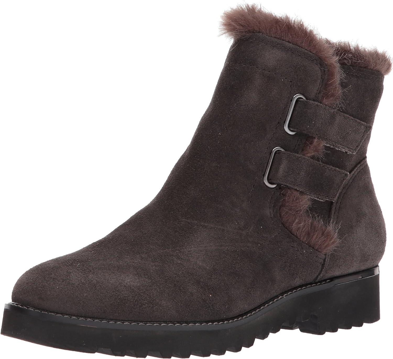 Franco Sarto Woherren Crystal Ankle Stiefel, peat, 7 Medium US