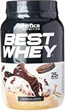 Best Whey Cookies & Cream, Athletica Nutrition, 900g
