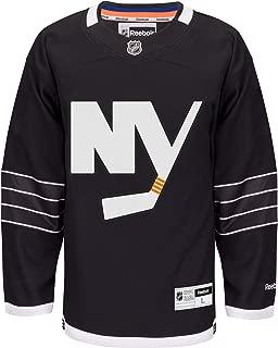 New York Islanders (New Logo) Reebok Premier Home NHL Jersey