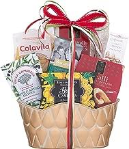 gourmet italian food baskets