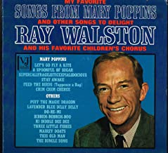 my favorite songs from mary poppins LP