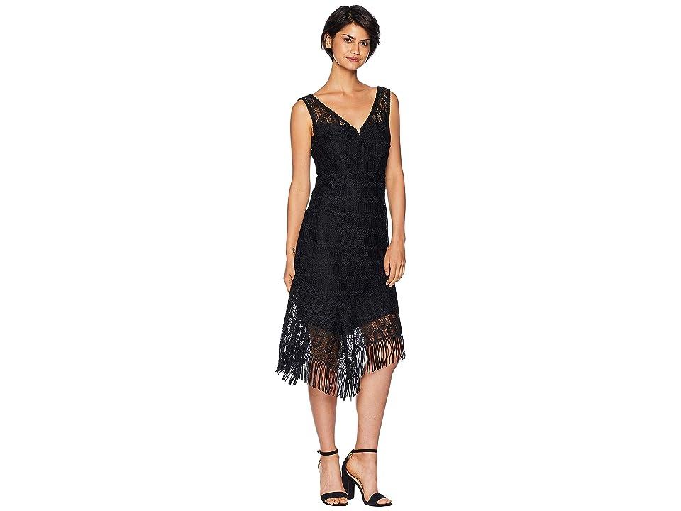 Nanette Lepore Pub Dress (Black) Women