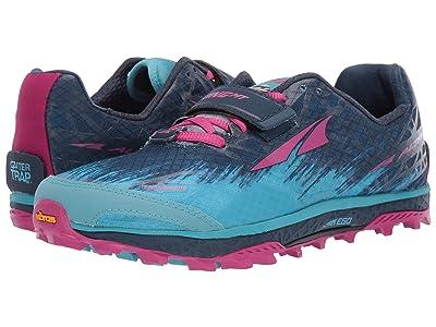 Altra Footwear King MT 1.5 (Blue/Raspberry) Women
