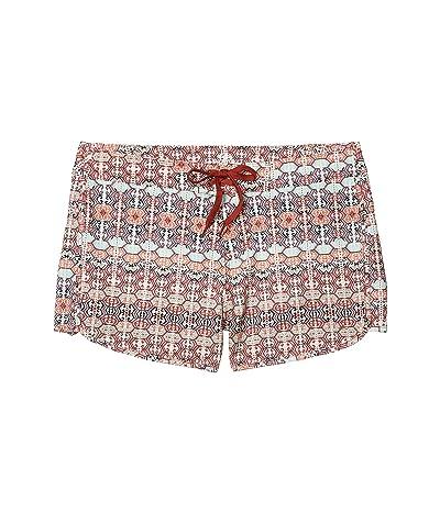 Prana Schaffie Shorts (Rosa Gypsy) Women