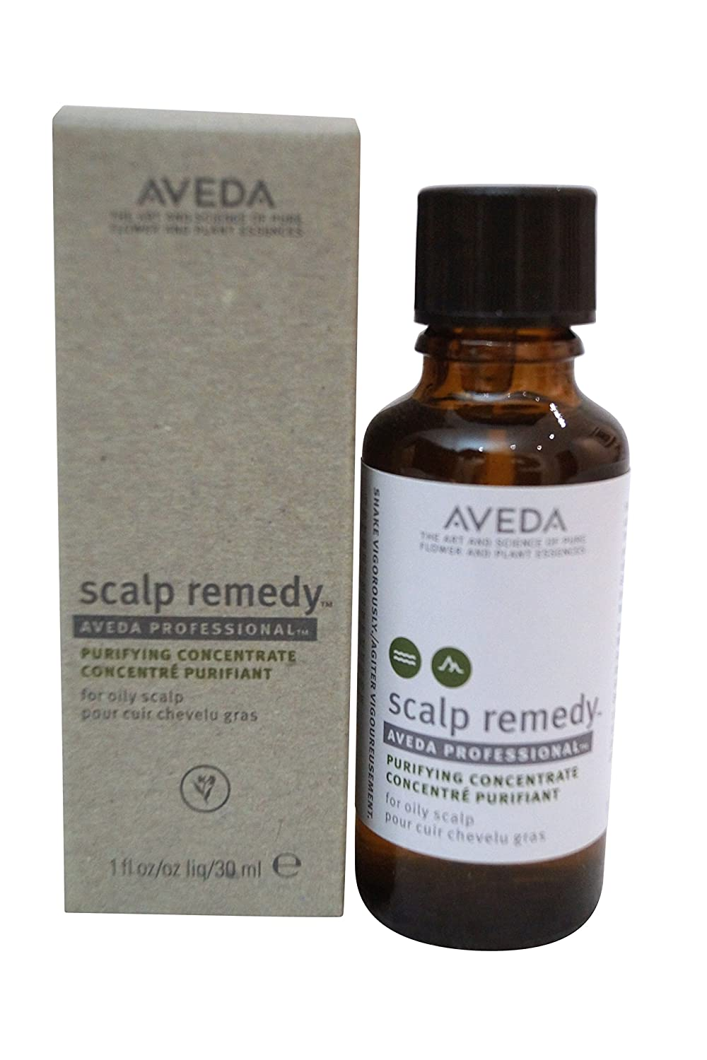 25% OFF Aveda Scalp Remedy Purifying Quality inspection Concentrate Oily for 1 oz