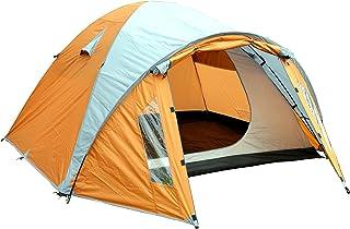 MONTIS HQ OHIO, tält för 2 till 4 personer man, vattentät & ultralätt med tält, veranda & myggnät, premiumtält, passar som...