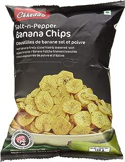 Chheda's Banana Chips, Salt-N-Pepper, 170 gm