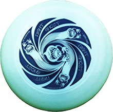 Ultimate Frisbee Discraft Ultra Star GHOST NIGHT GLOW - noctilucent de color negro metálico