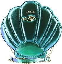 Loungefly ~ Disney ~ The Little Mermaid Ariel Teal Shell Shoulder Bag