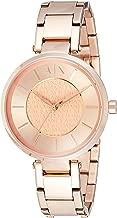 Armani Exchange Women's AX5317 Rose Gold Quartz Watch