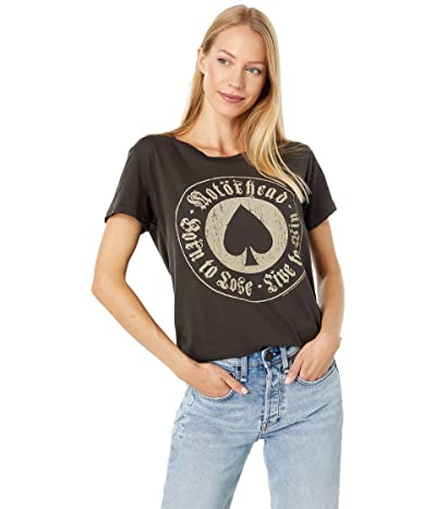 Chaser Motorhead: Live To Win Recycled Vintage Jersey Tee