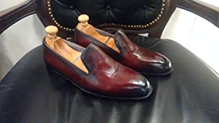 patina loafers