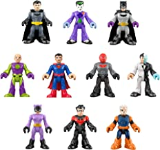 Fisher-Price Imaginext Dc Super Friends Ultimate Hero Villain Match-Up [Amazon Exclusive]