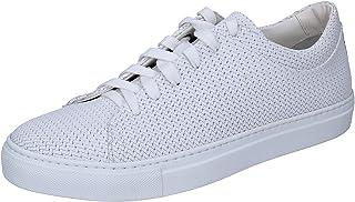 TRIVER FLIGHT Sneaker Uomo Pelle Bianco
