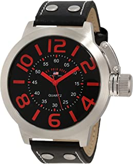 U.S. Polo Assn. Classic Men's US5205 Analog Watch With...