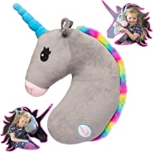 Tulatoo Unicorn Travel Pillow – The Perfect Unicorn Pillow and Kids Travel Pillow..