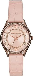 MICHAEL KORS Women's MK2722 Year-Round Analog-Digital Quartz Pink Band Watch