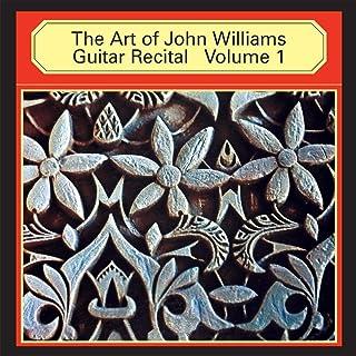 Art of John Williams Guitar Recital 1