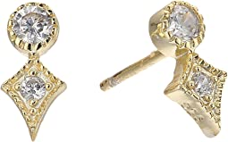 SHASHI - Lori Stud Earrings