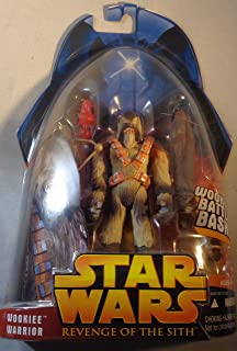 Star Wars Episode III 3 Revenge of the Sith WOOKIEE WARRIOR