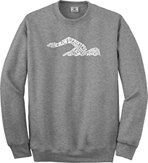 Men's Swim Swimmer Typography Unisex Sweatshirt