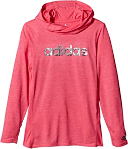 adidas Kids - Hustle Your Bustle Hoodie (Big Kids)