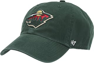 NHL '47 Clean Up Adjustable Hat, One Size Fits All