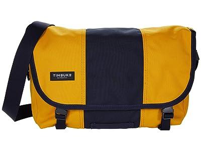 Timbuk2 Classic Messenger Small (Citron) Messenger Bags