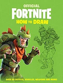 FORTNITE Official: How to Draw (Official Fortnite Books) (En