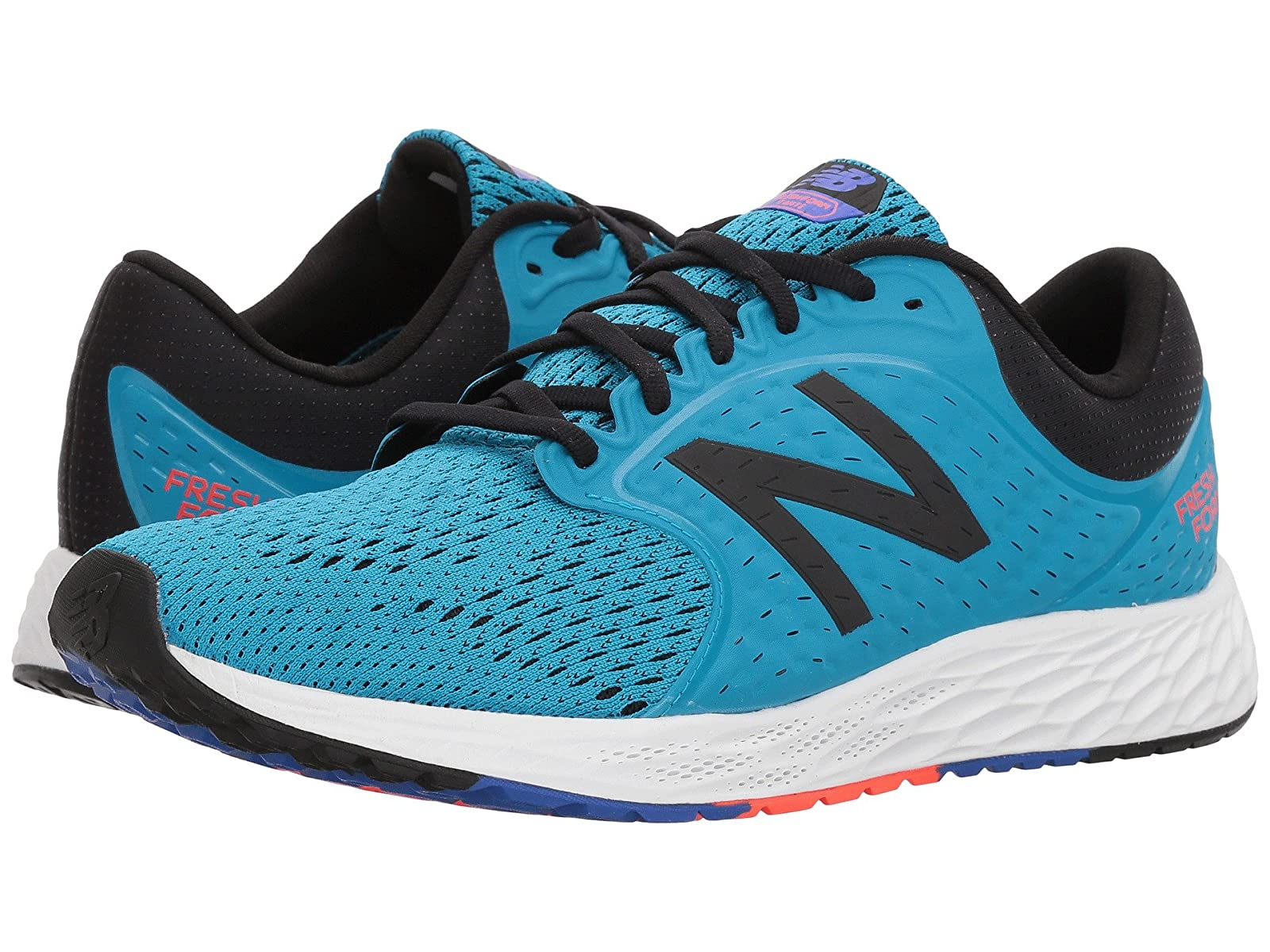 New Balance Fresh Foam Zante v4Atmospheric grades have affordable shoes