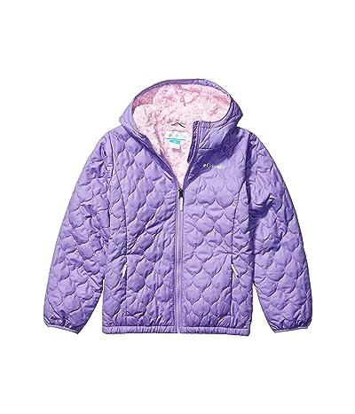Columbia Kids Bella Plush Jacket (Little Kids/Big Kids) (Paisley Purple/Pink Clover) Girl