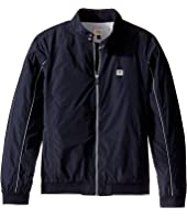 Armani Junior - Nylon Windbreaker (Big Kids)