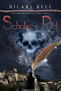 Scholar's Plot (Knight and Rogue Book 5)