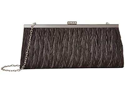 Jessica McClintock Sloan (Black) Handbags