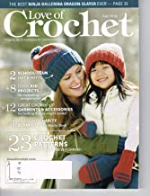 Love of Crochet Fall 2016 Single Issue Magazine – 2016