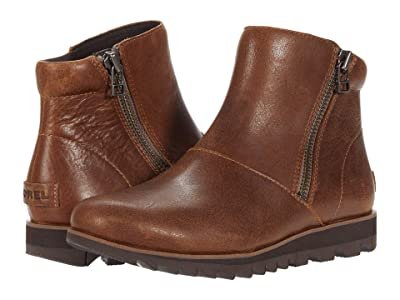 SOREL Harlowtm Zip (Velvet Tan) Women