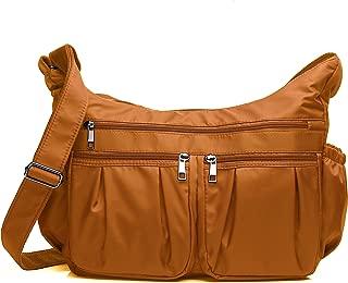 Crossbody Bags for Women Multi Pocket Shoulder Bag...
